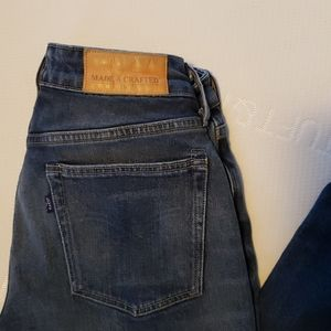 Levi's Made and Crafted sticks slim jeans